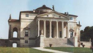 """Villa Capra, conocida como """"La Rotonda"""". 1566."""